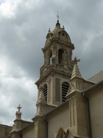 un campanile original