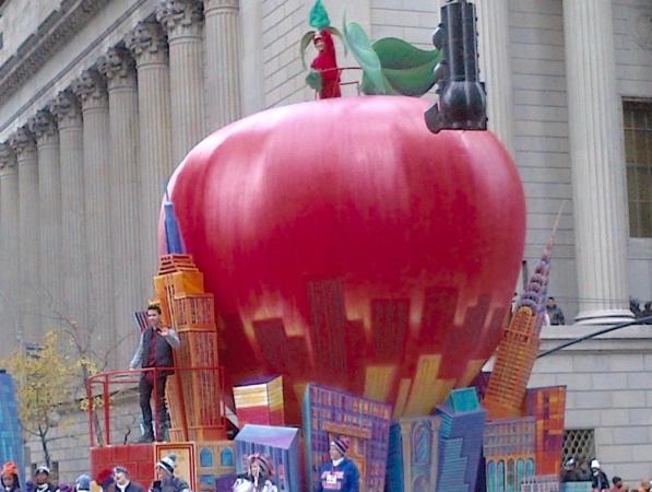 Char de la big apple