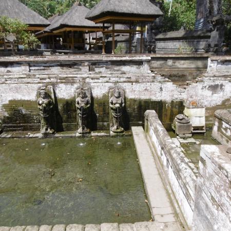 temple et bassin