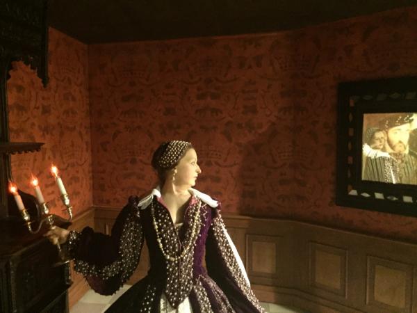 Catherine de Médicis: apparition d'henri II son époux dont Nostradamus aurait prédit la mort en duel