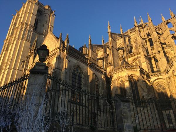 Cathédrale Saint Julien du Mans