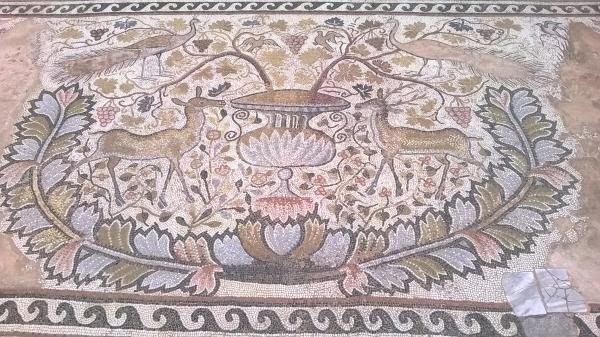 La mosaïque la plus impressionnante
