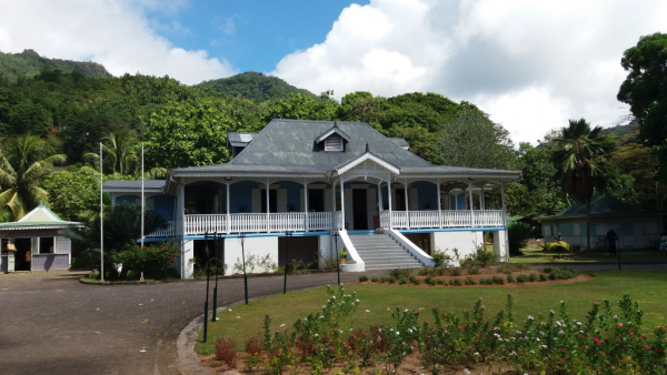la belle maison coloniale