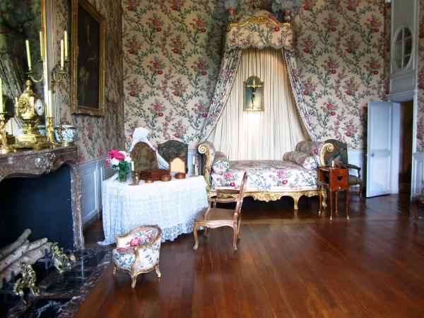 une des salles du château