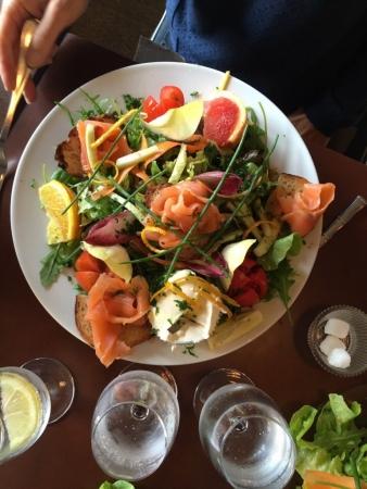 Salade Irlandaise