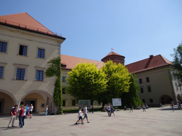 Place château