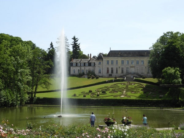 Le château du parc