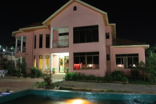 la maison d'hôtes UMUSAMBI