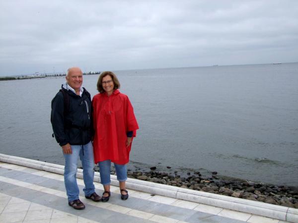 Au bord de la Baltique