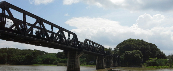 pont de la riviere kway