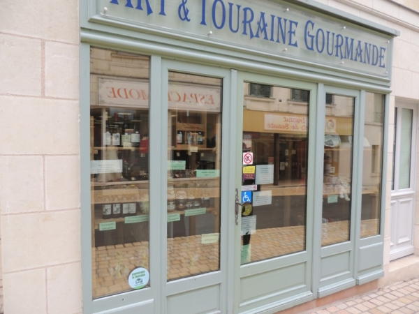 Art et Touraine gourmande à Langeais