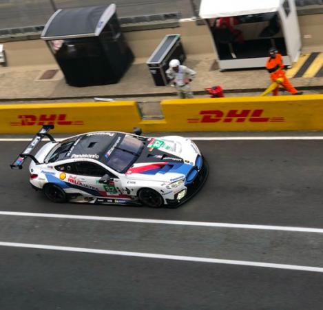 Essaies des 24h du Mans 2018