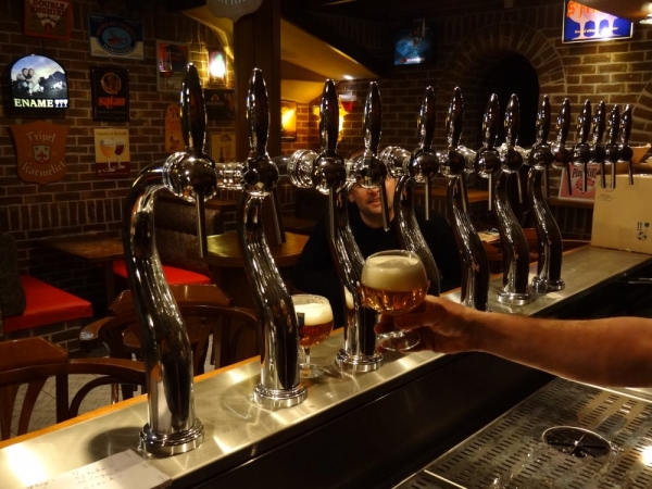 grand choix de biere