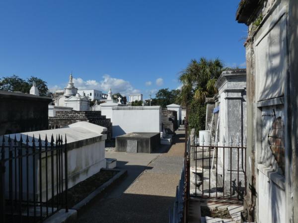 St Louis Cemetery n°1