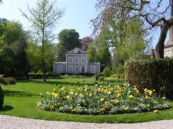 le jardin Garnier , la roseraie