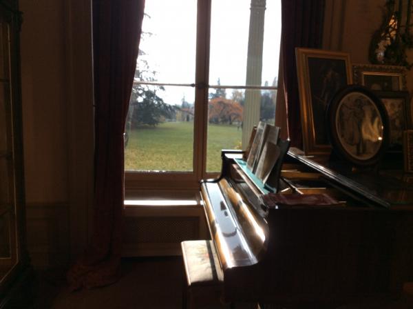 Le piano familial