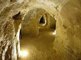 les souterrains de provins