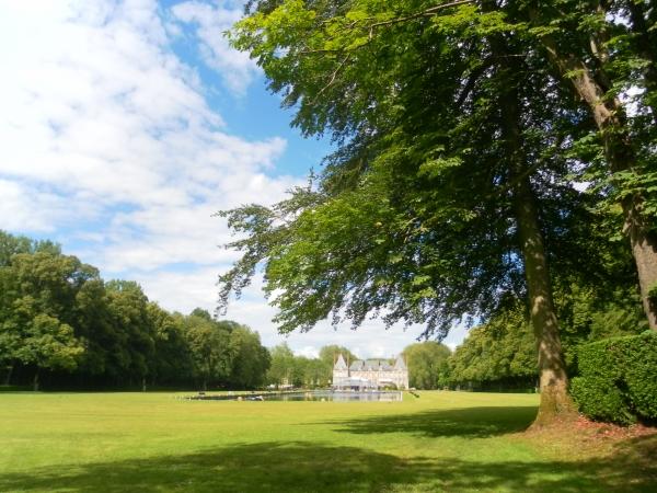 Château et parc de Courances
