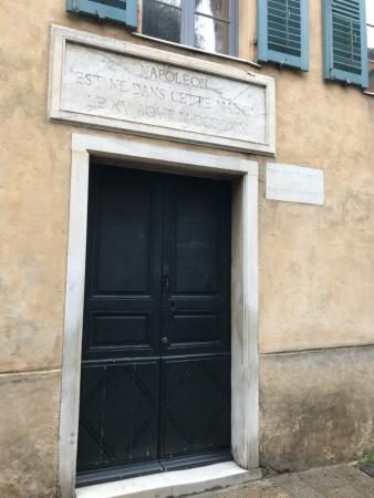 Maison de naissance de Napoléon