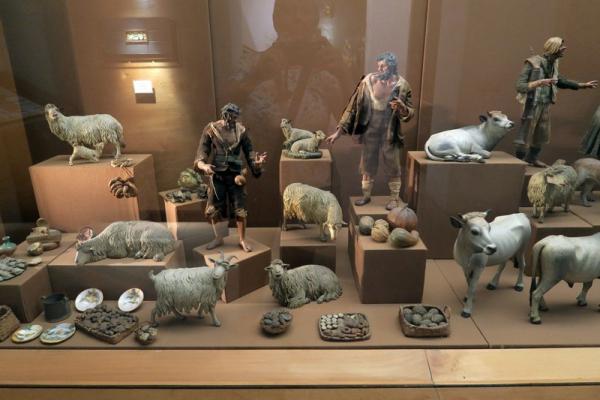 le musée des santons