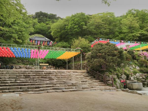 Site de la grotte de Seokguram, 2018, SB.