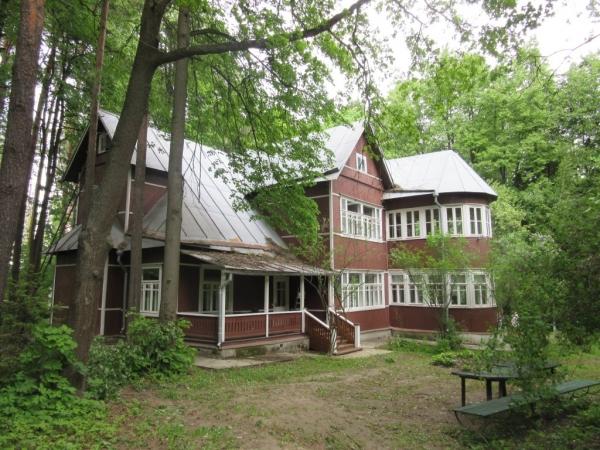 Péredelkino : maison de Boris Pasternak