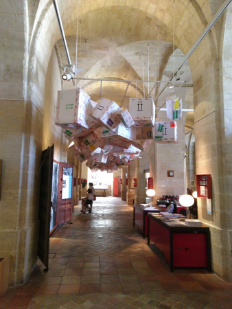 Musée national des Douanes, Bordeaux, juin 2018, SB.