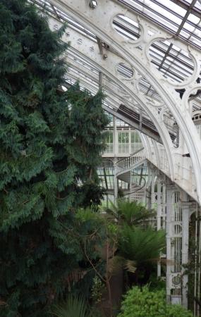 Balcon des grandes serres