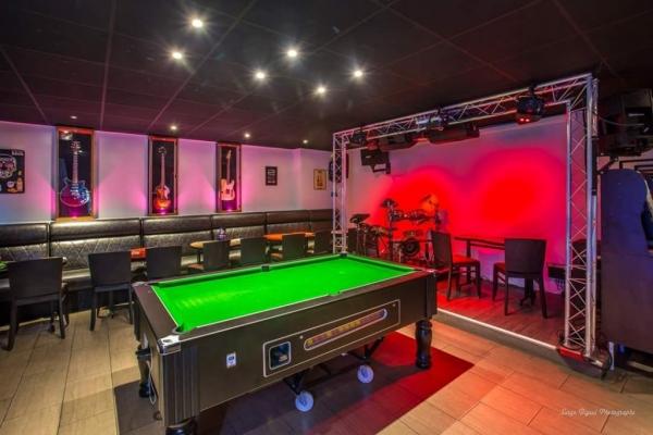 BAR ROCK CAFÉ - Bar à musique - À spectacle - Dinard (35800)