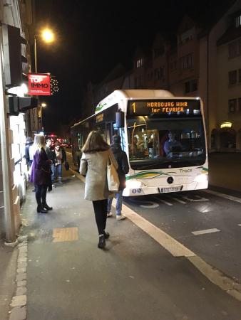 Bus Trace Ligne 1