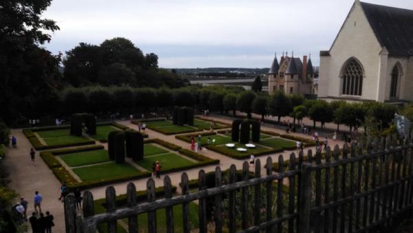 Les jardins
