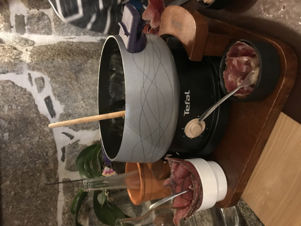 La fondue de l aubrac