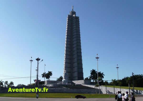 Monument à la gloire de José Marti
