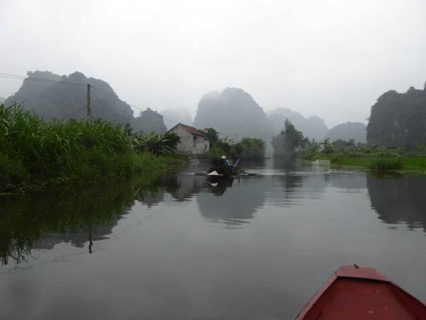 Baie d'Halong terrestre Tam Coc