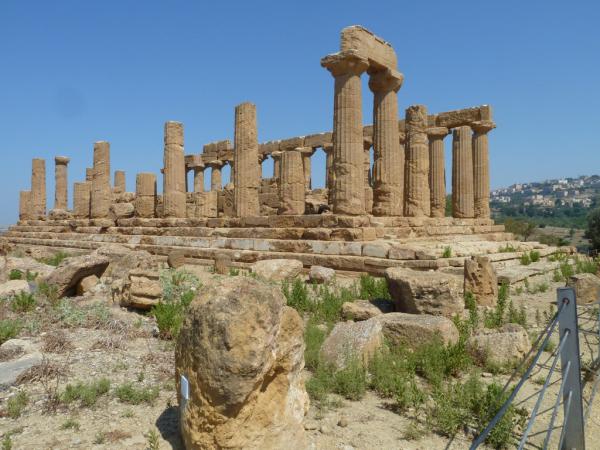 Temple de Junon