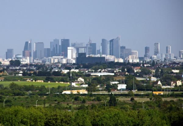belle vue sur Paris ?