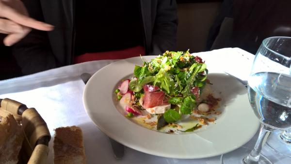 salade du pays