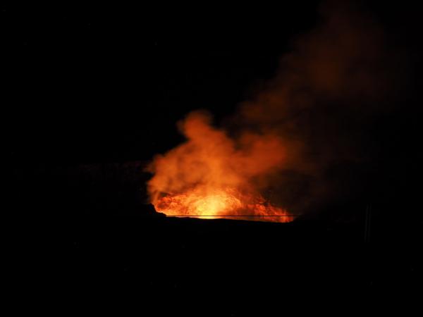 Cratère du Kilauea
