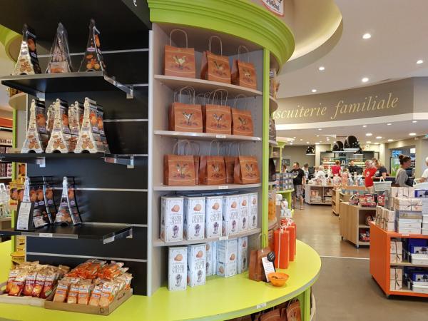 la boutique St Michel