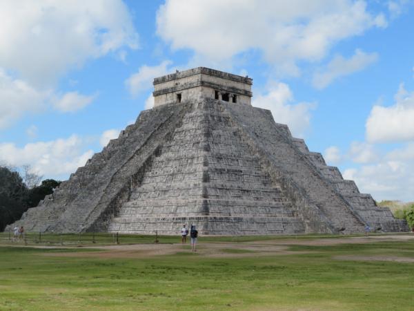 Pyramide principale