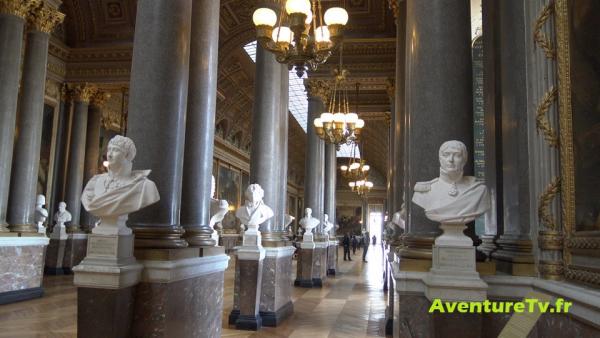 Galerie des batailles Château de Versailles