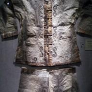 costume en peau de saumon