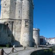 La Tour Saint-Nicolas La Rochelle.
