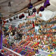 le stand de poupées russes