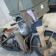 Harley-Davidson de combat