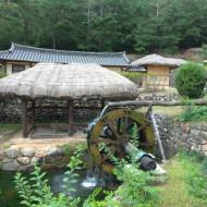 Andong, village folklorique