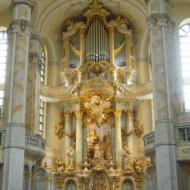 L'orgue de la cathédrale de Dresde