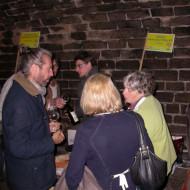 Au salon du vin bio d'Arbois, mars 2017