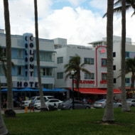 Art Deco sur Ocean Drive