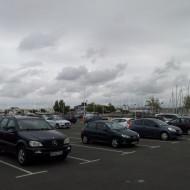 Le parking du port des minimes